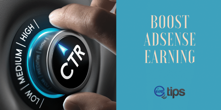 How to Genuinely Boost Your Google Adsense Earnings