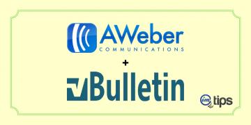 Integrate AWeber with vBulletin 4 via Registration
