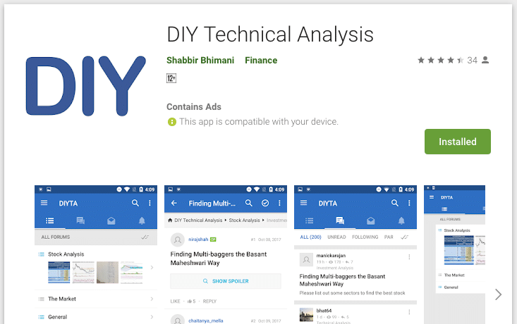 Android App to Make Forum Popular