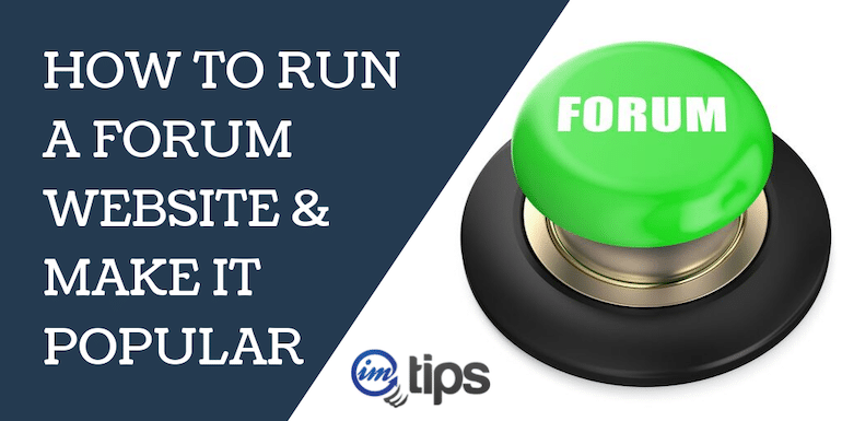 How to Make A Forum More Popular in 2021