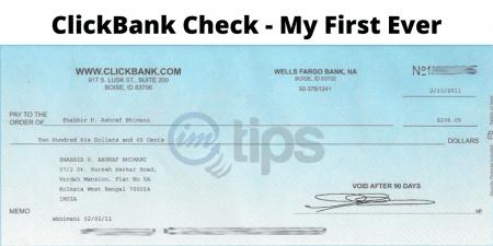 Clickbank Check India