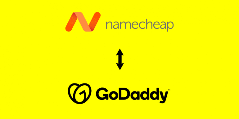 Transfer Domain From GoDaddy to Namecheap and Vice Versa