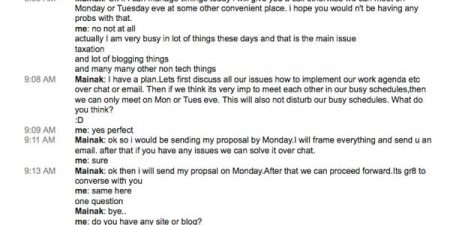 Funny Business Proposal