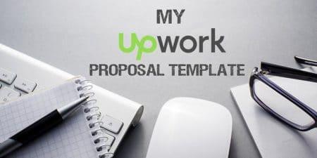 My Upwork Proposal Sample