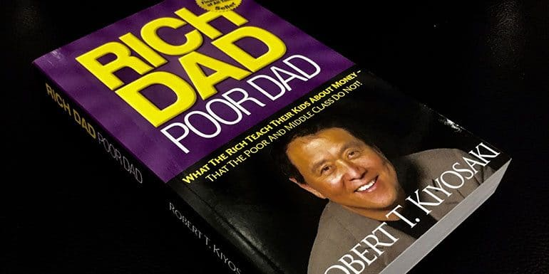 Rich Dad Poor Dad – Busted My Myths About Assets and Liabilities
