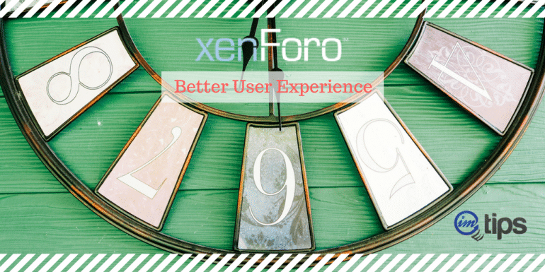 Optimize XenForo For Better Members Experience