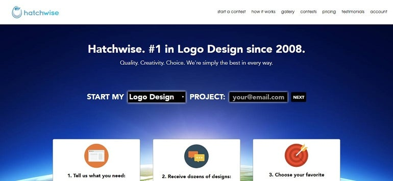 Hatchwise marketplace for designs
