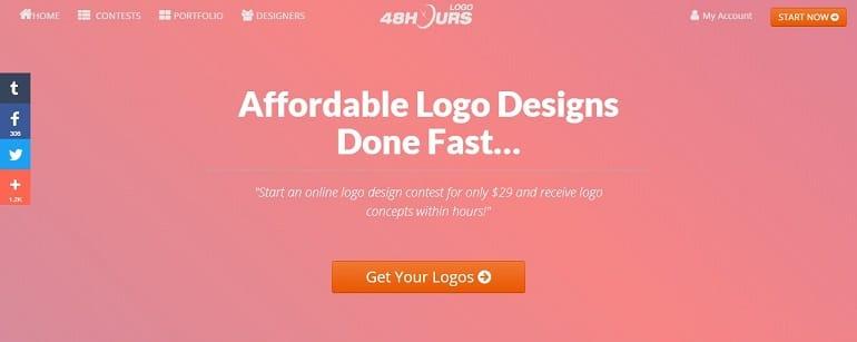 48 hours design contests