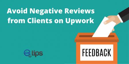 Avoid Negative Reviews Upwork
