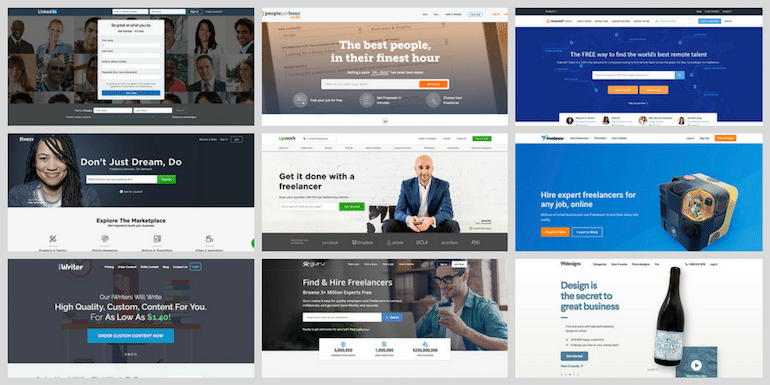 25 Best And Most Active Freelancing Websites in 2021