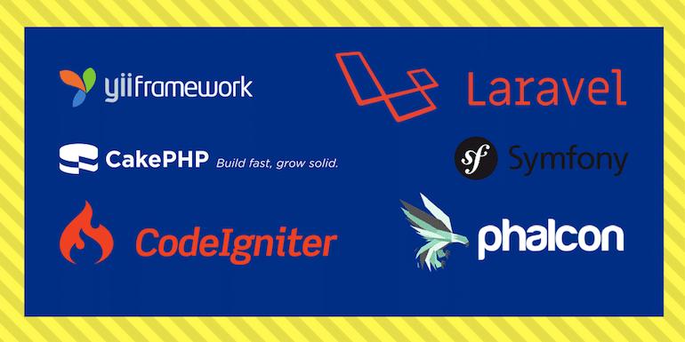 Top PHP Framework List for Freelancers in 2021