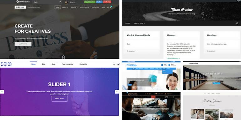 15 Best WordPress Themes For Portfolio Website