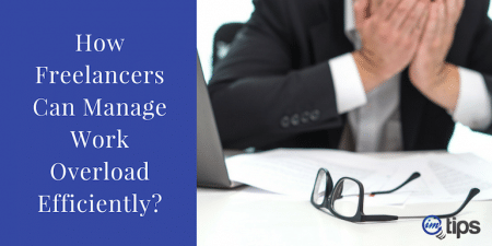 Freelancers Manage Overload