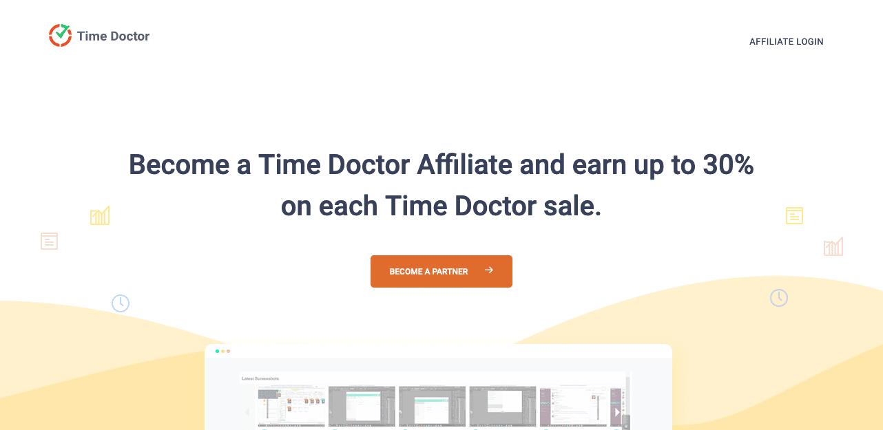 TimeDoctor Affiliate Program