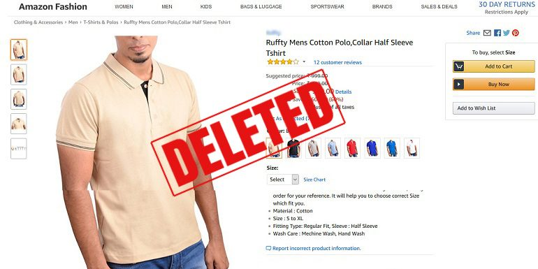 How to Delete Your Amazon India Seller Account?