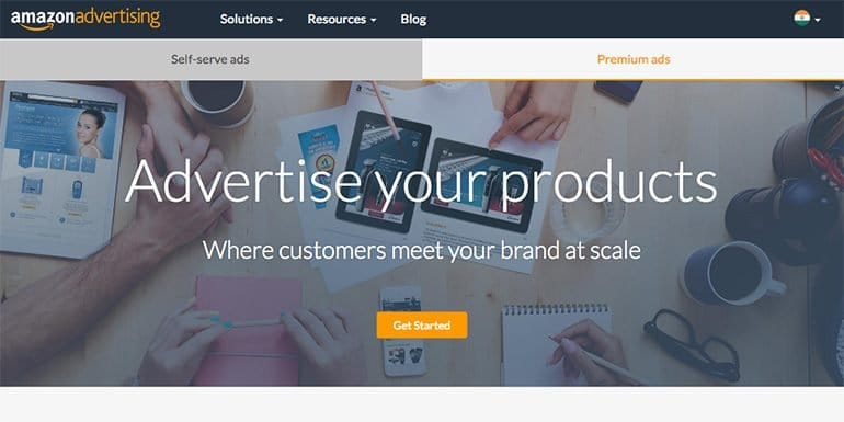 How to Create Product Target Ads on Amazon India