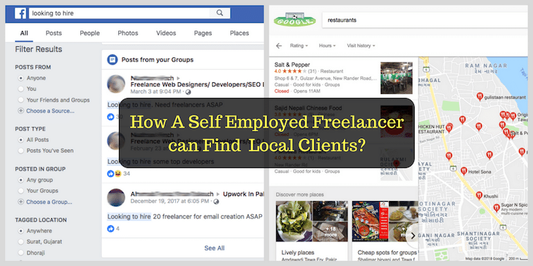 How to Get Local Indian Clients for Freelance Services Business
