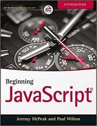 Beginning JavaScript (5th Edition)