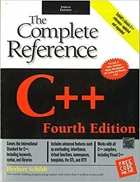 C++, the complete reference