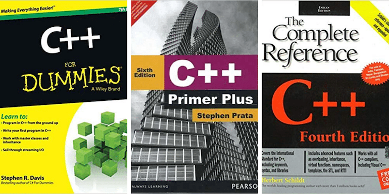 The Best C++ Books Every C++ Developers Should Read