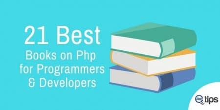 21 Best PHP Programming Books for Developers