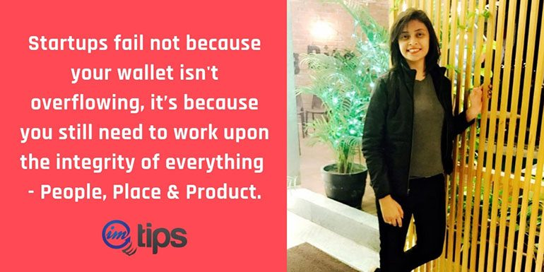 Saloni Desai: Why My Startup Failed? – Case Study