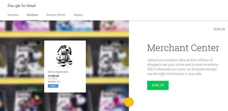 How to Setup a Google Merchant Center Account