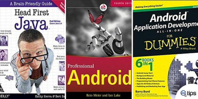 10+ Best Android App Development Java Books