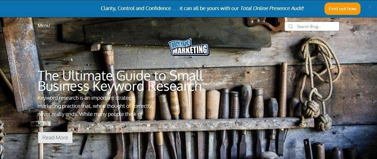 Duct Tape Marketing marketing blog