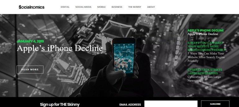 Socialnomics Blog