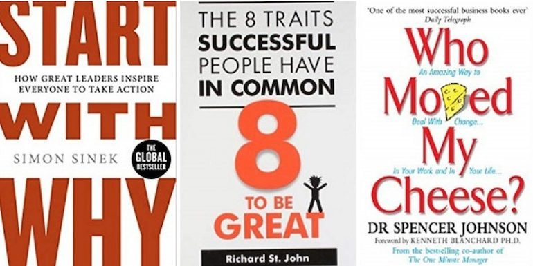 30+ Books Every Entrepreneur Should Read in 2021