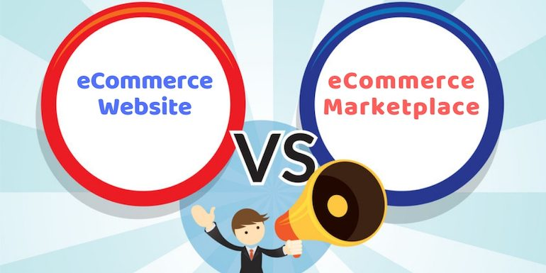 Should I Sell Through My eCommerce Website or Amazon?