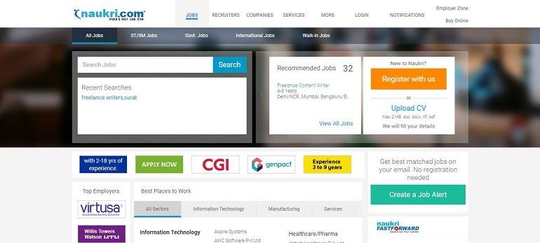Naukri.com Jobs