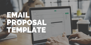 Proposal Email Template With Sample to Win New Clients