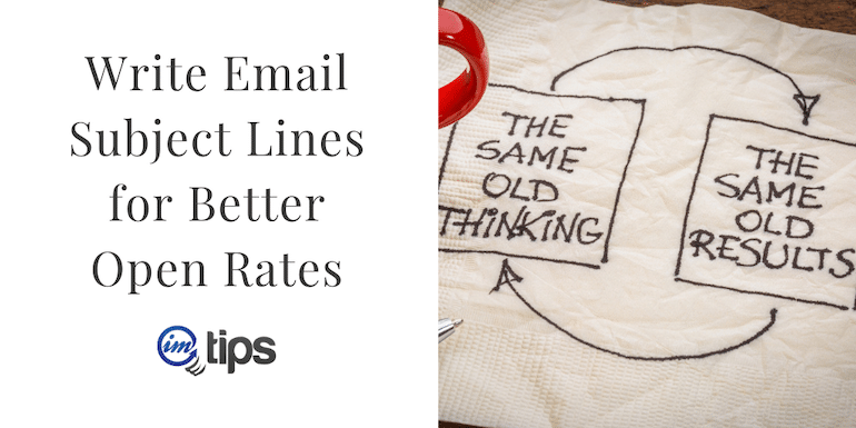 How to Write Email Subject for Better Open Rates?