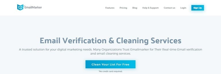 Email Verification Service - Email Deliverability - Check Email Address