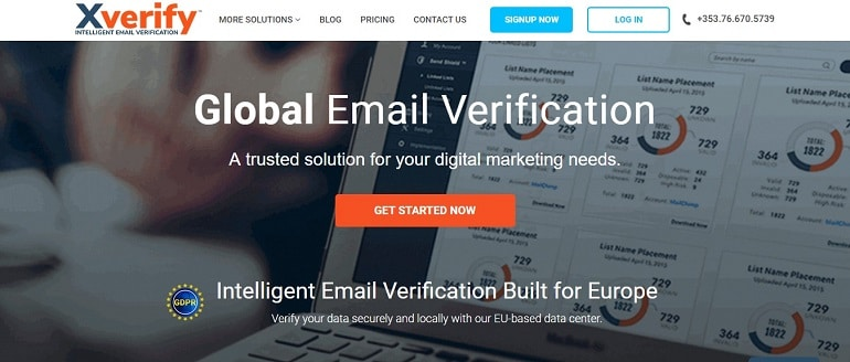 Email Verification and List Cleaning Service