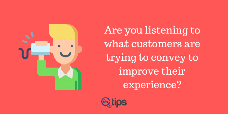 Marketer as Active Listener
