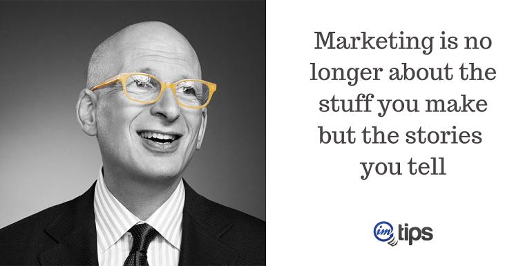 Qualities of Successful Internet Marketing - Storyteller