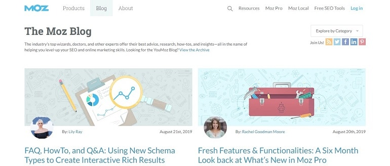 Moz Blog - SEO and Inbound Marketing Blog - Moz