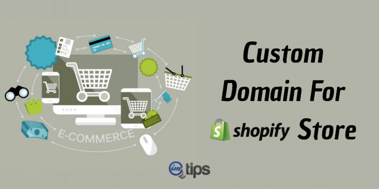 How to Use a Custom Domain for Your Shopify India Store