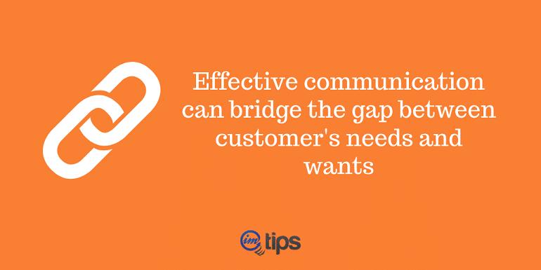 marketer as an effective communicator