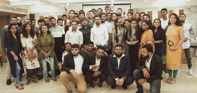 The CoderKube Team the Reason of Success