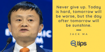 Jack Ma – Taking Inspiration as a Blogger and Freelancer