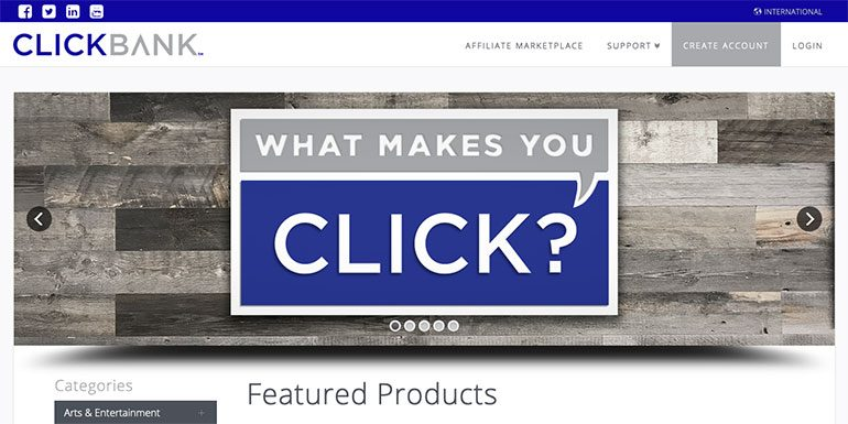 As an Affiliate How to Select a Clickbank Product to Promote?