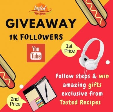 contest and giveaways to Get More YouTube Channel Subscribers