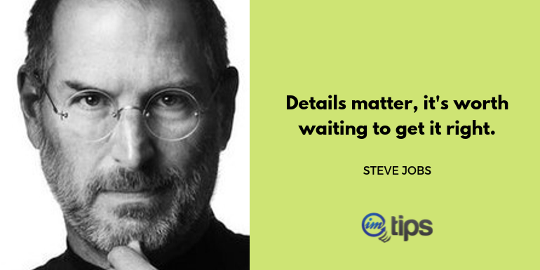 7 Blogging Lessons I Learned Reading About Steve Jobs