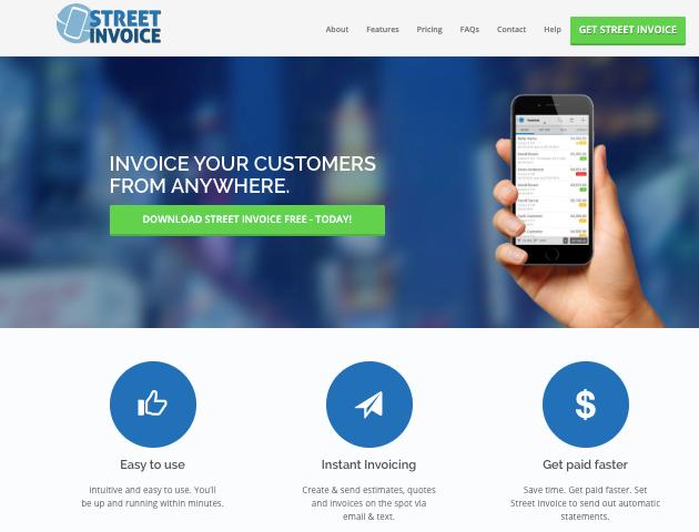 street-invoice