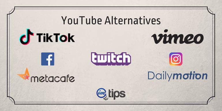8 YouTube Alternatives To Explore In 2021