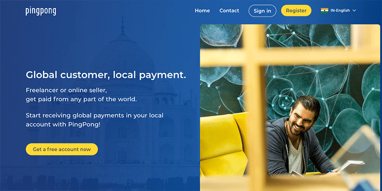 PingPongx – Smart Way to Receive Foreign Currency Payment